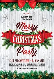 Christmas Flyer Templates Christmas Flyers