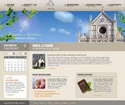 Church Website Templates Best Church Website Template Best Website Templates