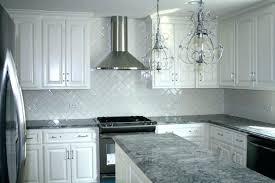 white granite gray cabinets grey kitchen for floor dark countertops with