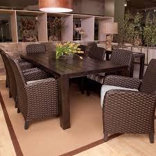 beautiful outdoor patio enchanting 8 chair patio dining set