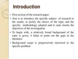 write good thesis research papers good example papers writing graduate research papers