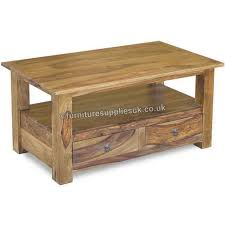 jali 2 drawer coffee table tv stand