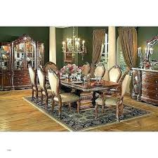Michael Amini Dining Table Dining Table Room Furniture Set Beautiful Cherry  Formal Sets Round Dining Room . Michael Amini ...