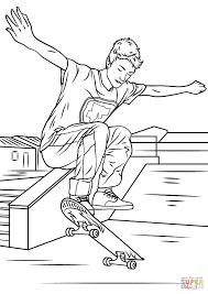 fantastic skateboard coloring pages 74 remodel with skateboard coloring pages