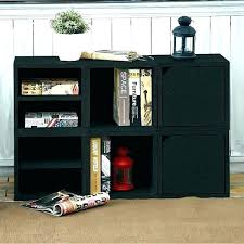 black cube bookcase shelf wall shelves floating ikea
