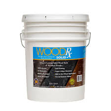 new port blue solid wood exterior stain and sealer
