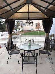 home cool gazebo solar chandelier 8 outdoor chandeliers for gazebos luxury from candle to hometalk of