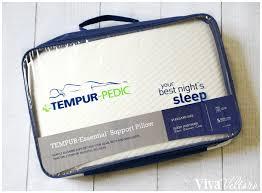 tempur essential support pillow. Plain Tempur TEMPURpedic Pillow On Tempur Essential Support Pillow S