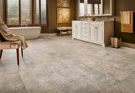 lino bathroom floor tiles get this classico travertine blue mist beige vinyl tile flooring