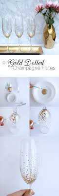 Best 25+ Gold dots ideas on Pinterest | Diy christmas wine glasses ...