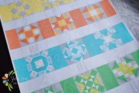 Quilt As You Go Tutorial ~ Part 1 - & ... 12 blocks to keep some consistency. As a side note, here is my 'rough'  quilting plan from my power of nine quilt top without using the quilt as you  go ... Adamdwight.com