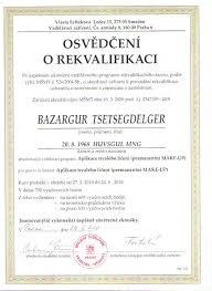 Certifikáty Tb Tattoo Studio