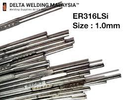 Tig Welding Filler Metal Charts Tig Welding Rod Sizes Thestartupspace Co
