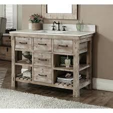 rustic white bathroom vanities. Perfect Rustic Bathroom Vanities Rustic Innovation Idea Vanity On  Home In   On Rustic White Bathroom Vanities C