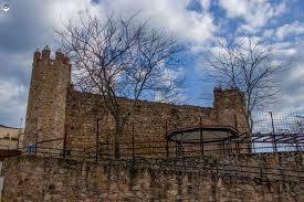Resultado de imagen de castillo de higuera de vargas