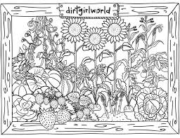 Small Picture garden coloring pages
