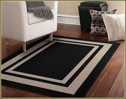 5 7 black area rugs