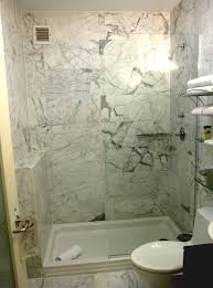 Open Shower Bathroom Small Bathroom Designs With Shower Only Thumb Deepnot Master