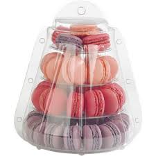 French Macaron Display Stand Fascinating 32 Tier Macaron Display Stand For French Macarons With Carrying Etsy