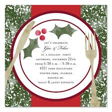 holiday invitations holiday dinner holiday invitations by invitation consultants ic