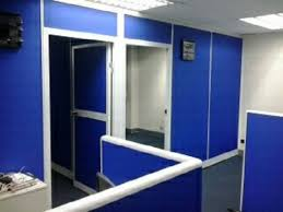 Floor To Ceiling Office Partition Or Division For Pasig