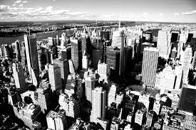 New York Vue Ciel New York Coloriages Difficiles Pour Adultes