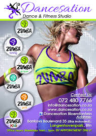 Zumba Editable Flyer - Diving.thexperience.co