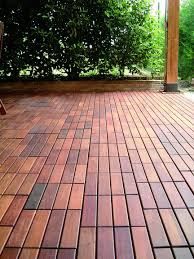 54 patio wood tiles vifah 4 slat design plantation teak interlocking wood timaylenphotography com