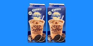You can taste the chocolaty goodness in smooth every sip of international delight mocha light iced coffee. Oreo Iced Coffee Is Here And Mornings Just Got So Much Better