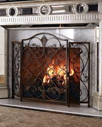 quick look ambella valencia fireplace screen
