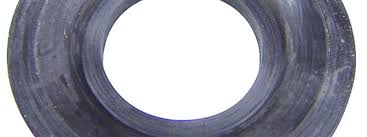 lasco 03 4907 bathtub drain stopper gasket for tip toe style stopper black