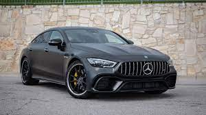 View inventory and schedule a test drive. Mercedes Amg Gt 4 Door Coupe Starts At 136 500 With A V8 Roadshow