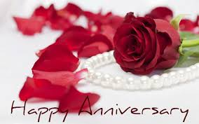 Happy wedding anniversary wishes ...