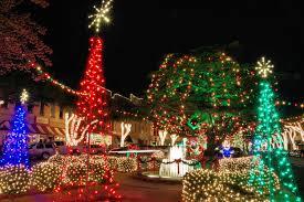 Ogden City Park Christmas Lights Forest City North Carolina With One Million Christmas
