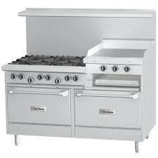 garland sunfire series x606r24rr natural gas 6 burner range with 24 burner gas range25