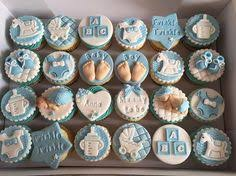 Contemporary Boy Baby Shower Cupcake Miss Blog Archive 12 Theme Cake