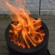 Smokeless Wood Pellet Fire Pit Fire Pit Plans Fire Pit Furniture Fire Pit