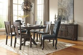oval kitchen table set. 7-Piece Oval Dining Table Set Kitchen