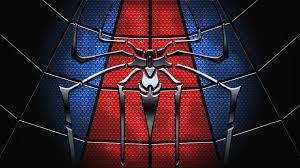 spiderman logo wallpaper hd 39628