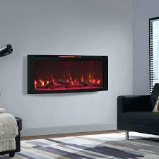 infrared quartz electric fireplace doors with thermostat and remote control