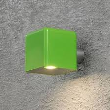 funky outdoor lighting. Funky Little Square Wall Lights ..great For The Garden ! Outdoor Lighting