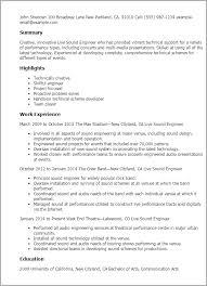 Live Resume New Resume Live Kenicandlecomfortzone