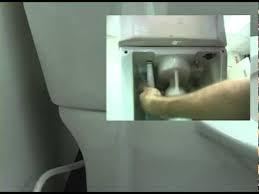 studio concealed dual flush elongated