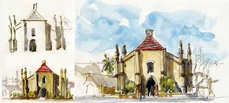 simple architectural sketches. Exellent Architectural Sketching Architecture Classes The Rocks Sydney And Simple Architectural Sketches