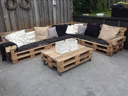 make your own outdoor furniture. Make Your Own Garden Lounge From Europalleten Outdoor Furniture W