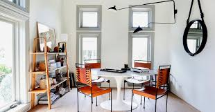 Office in dining room Bedroom Making Space For Home Officemaking Space For Home Office The New York Times Making Space For Home Office The New York Times
