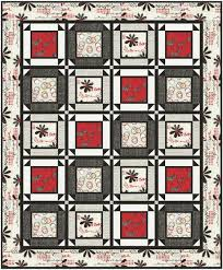 Free Downloadable Quilt Patterns & Zuzu Free Quilt Pattern by Timeless Treasures,
