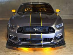 2015 Ford Mustang GT F-35 Lightning II Edition Looks Ballistic ...