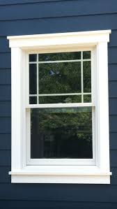craftsman exterior window trim. Plain Exterior How To Choose The Best Exterior Window Trim For Your Home  Window  Ideas And Craftsman O
