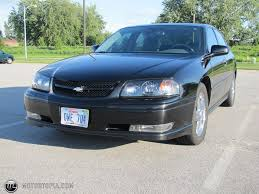 2004 Chevrolet Impala SS/Indy Pace Car Package id 21881